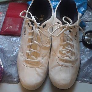 Mens fila shoes good shape